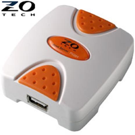 ZO零壹 印表機伺服器 PU201