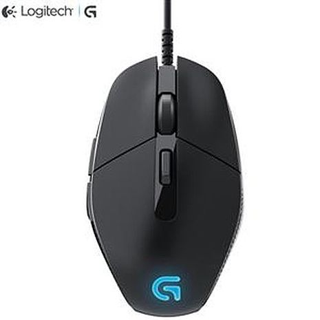 Logitech羅技 G302 MOBA 遊戲專用滑鼠(4000dpi)