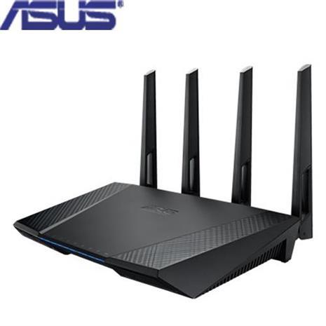 【雙頻穿牆款】ASUS 華碩 RT-AC87U 雙頻 AC2400 Gigabit 無線分享器