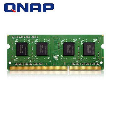 QNAP威聯通 RAM-4GDR3-SO-1600 記憶體