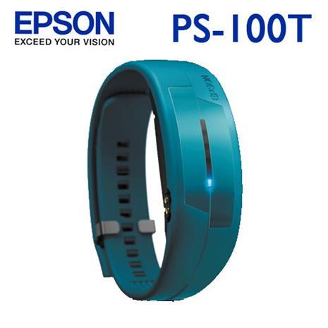 EPSON Pulsense PS-100T 藍 心率有氧教練(M/L)