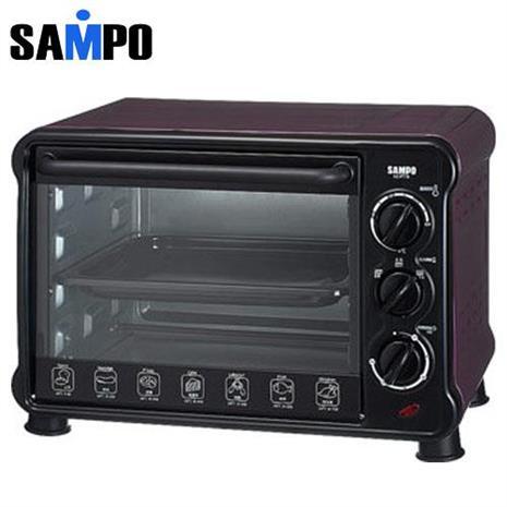 SAMPO聲寶 KZ-PU18  18公升電烤箱 KZPU18