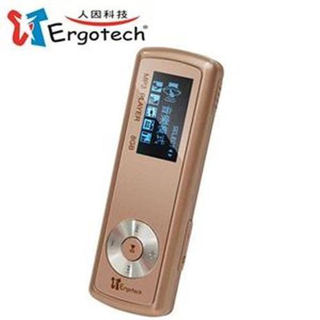 Ergotech 人因 UL430C 蜜糖吐司 MP3 PLAYER 8GB