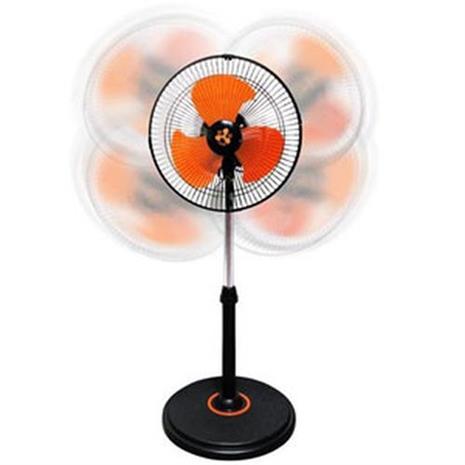 【平價超值款】伍田【12吋】超廣角循環涼風扇 WT-1211