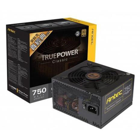 Antec TP-750C 750W 金牌認證 電源供應器-數位筆電.列印.DIY-myfone購物