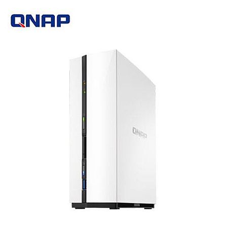 QNAP威聯通 TAS-168-2TB 1BAY網路儲存伺服器