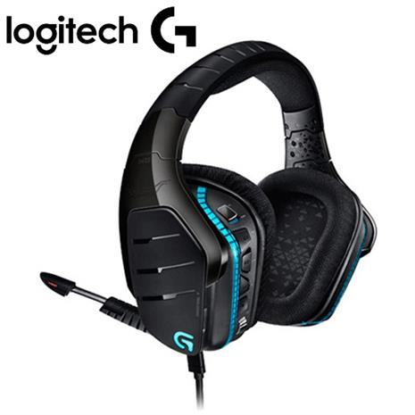 Logitech 羅技 G633 RGB 7.1 環繞音效 電競耳機麥克風
