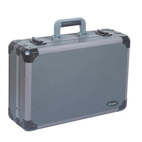 Pro'sKit 銀灰重型鋁質工具箱TC-736