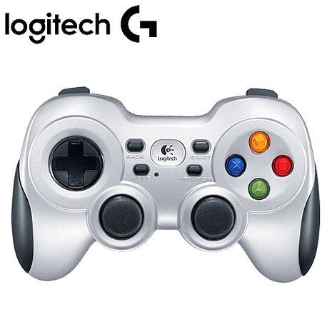 Logitech羅技 F710 無線搖桿控制器(無線/隨插即用)