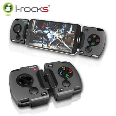 i-rocks 艾芮克 IRG01 無線藍牙遊戲手柄-3C電腦週邊-myfone購物