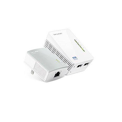 AV500 Wi-Fi電力線網路橋接器 雙包組(Kit) TL-WPA4220KIT