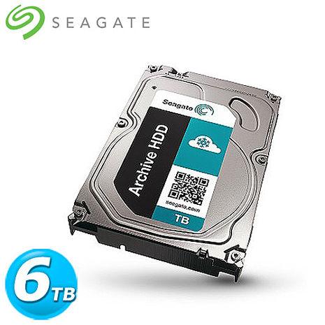 Seagate 希捷 3.5吋 6TB SATA3 海量儲存碟