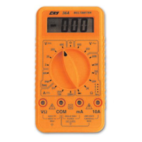 【基本維修初階款】經濟型數位三用電錶CHY-36A