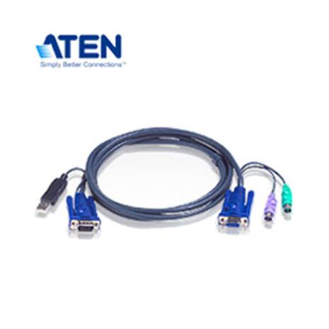 ATEN 宏正 2L-5503UP KVM連接線