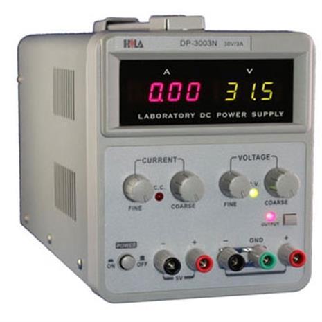 HILA DP-3003N 數字直流電源供應器30V/3A