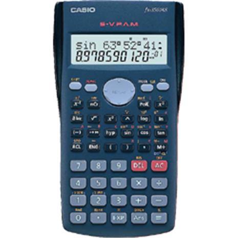 CASIO 工程用計算機 FX-350MS