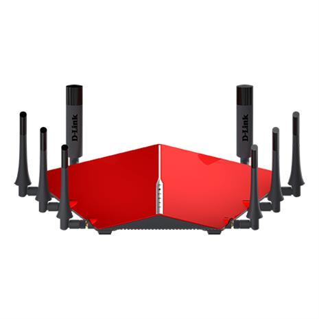 D-LINK DIR-895 AC5300雙核三頻 Gigabit 無線路由器