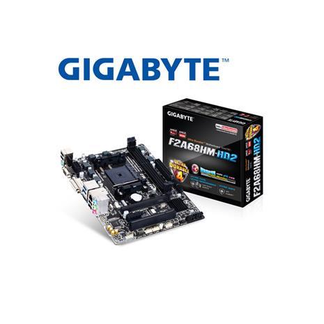 GIGABYTE技嘉 GA-F2A68HM-HD2 主機板