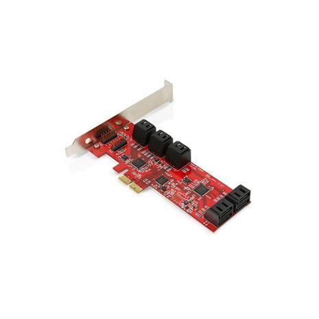 Uptech SC350 10-Port SATA III 擴充卡