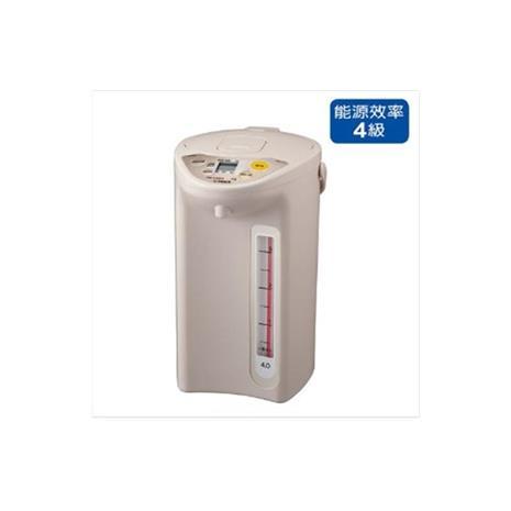 虎牌4段溫控微電腦電熱水瓶4.0L PDR-S40R