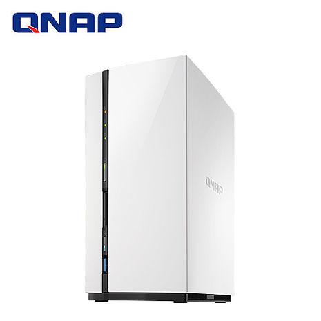 QNAP威聯通 TS-228-1G 2Bay網路儲存伺服器