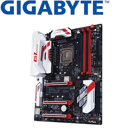 GIGABYTE技嘉 GA-Z170X-Gaming 7 主機板