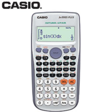 CASIO卡西歐 403功能 工程用計算機 FX-570ES PLUS