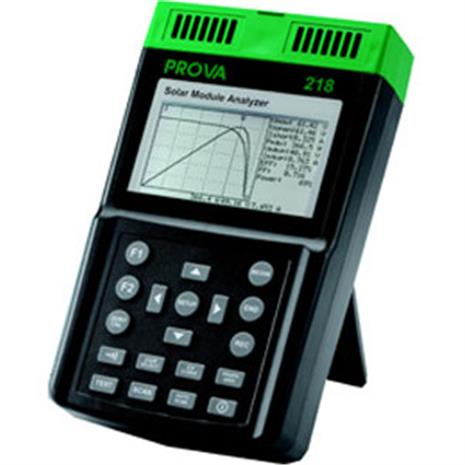 PROVA 218  太陽能板分析儀