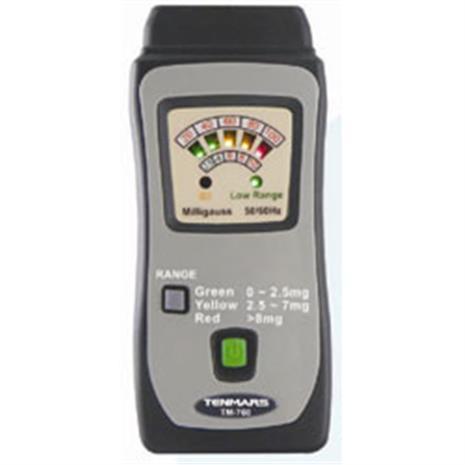 【客訂品】Temmars TM-760口袋型高斯錶(低頻電磁波)