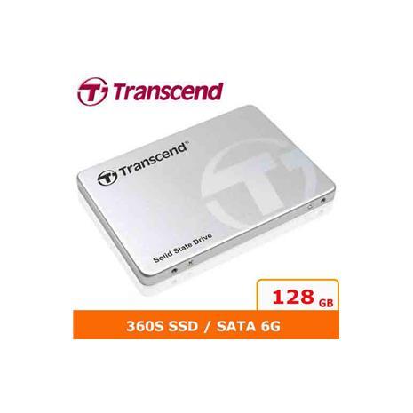 創見 2.5吋360S 128G SATA3 SSD 固態硬碟