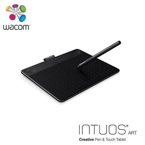 Wacom Intuos Art 藝術創意觸控繪圖板-黑(小)-3C電腦週邊-myfone購物