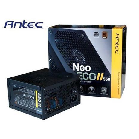 Antec安鈦克 NEO ECO II 550 550W 銅牌認證 電源供應器