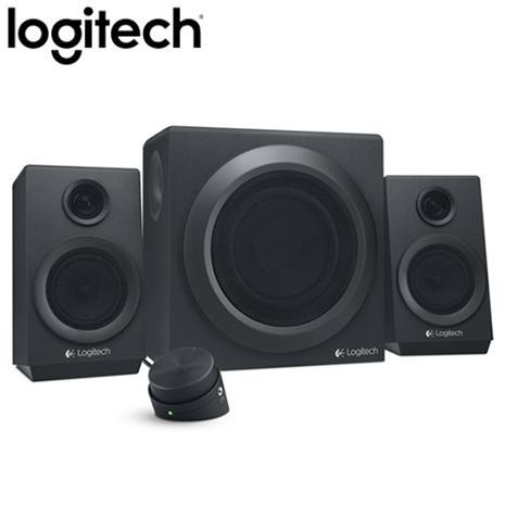 【電玩電影款】Logitech 羅技 Z333 2.1聲道喇叭