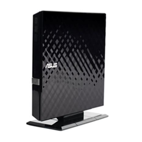 ASUS華碩 SDRW-08D2S-U 外接式超薄DVD燒錄機 尊爵黑
