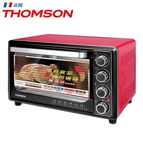 THOMSON 湯姆森 SA-T02 30L雙溫控旋風烤箱