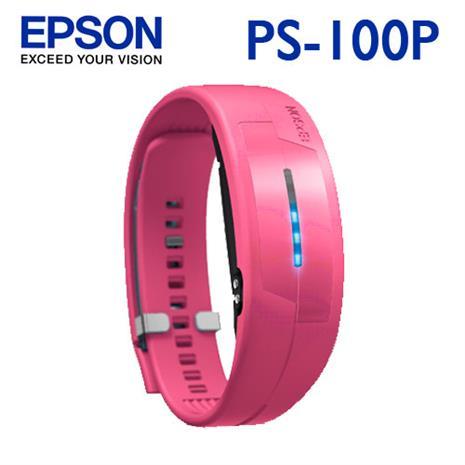 EPSON Pulsense PS-100P 粉紅 心率有氧教練(S/M)