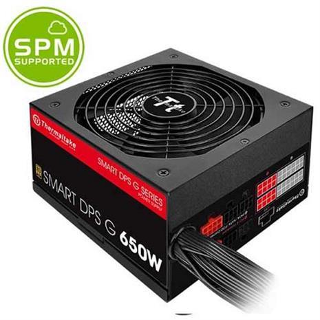Thermaltake曜越 SMART DPS G 650W金牌半模組電源供應器