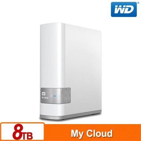 WD My Cloud 3.5吋 8TB USB3.0雲端儲存系統