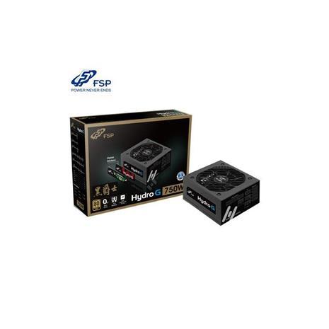 全漢 黑爵士 750W 全模組化 金牌認證 電源供應器