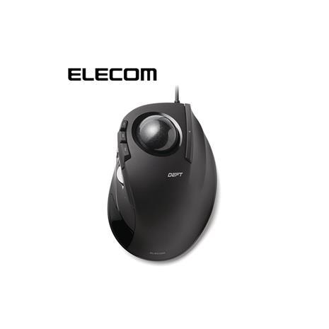 ELECOM 有線中指軌跡球滑鼠