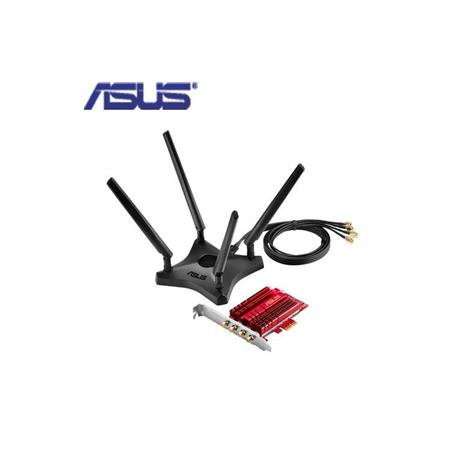 ASUS華碩 PCE-AC88 雙頻AC3100 PCI-E網路卡