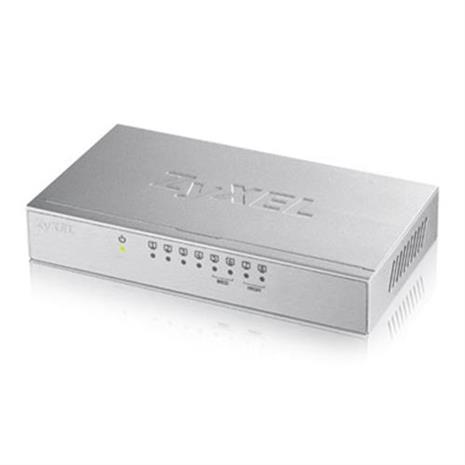 ZyXEL 8埠桌上型超高速乙太網路交換器 GS-108B V3