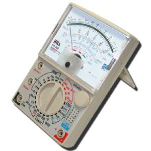 【工科學生必備款】指針式三用電錶HA-380