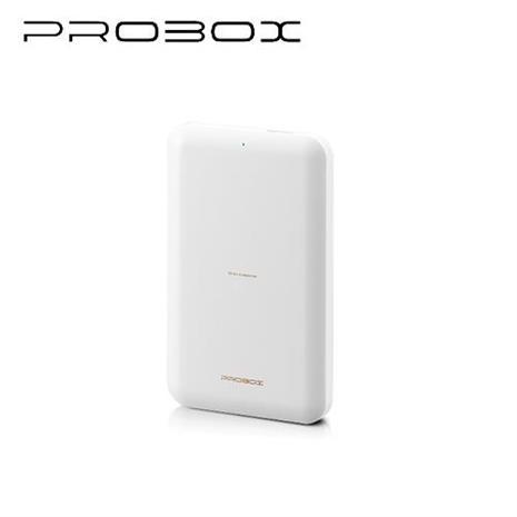 PROBOX 2.5吋 USB3.1 硬碟外接盒-白H25-SU31-W