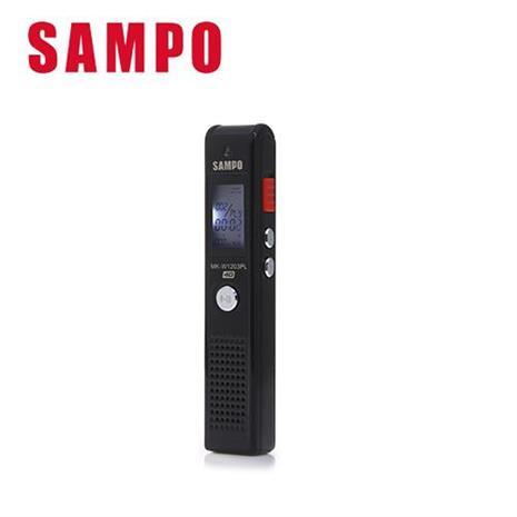 SAMPO 聲寶 W1203PL MP3數位錄音筆 4GB