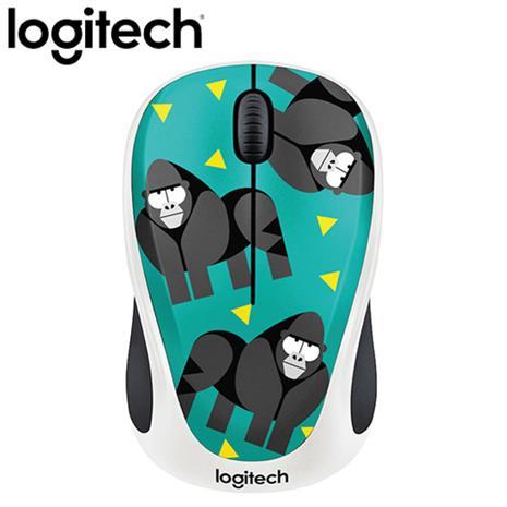 Logitech 羅技 M238 無線滑鼠 大猩猩
