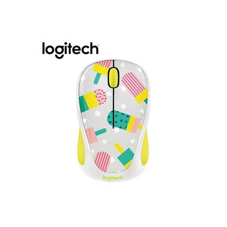 Logitech 羅技 M238 無線滑鼠 甜心冰棒
