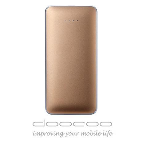 doocoo iPuff 7000 智能行動電源 - 日本Maxell電芯 (支援快速充放電) - 金色