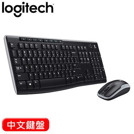 【1月精選-限量特惠】Logitech 羅技 MK270R 無線滑鼠鍵盤組