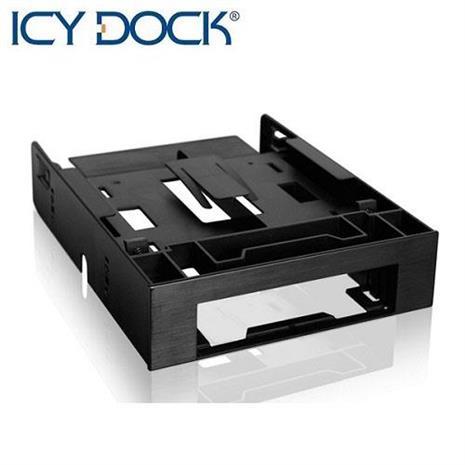 ICY DOCK 2.5/3.5吋轉5.25吋轉接盒-MB343SP